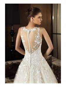embroidered wedding dress embroidered lace back wedding dress intuzuri bridal collection 1912272 weddbook
