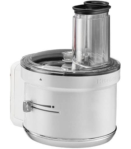 kitchen aide mixer accessories kitchenaid food processor attachment mixers ksm1fpa 4975