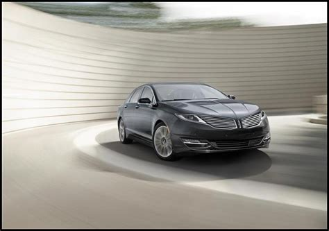 lincoln mkz redesign specs price release date