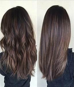 Coupe Cheveux Long Dégradé : la coupe de cheveux longs pour femme 70 id es en photos ~ Dode.kayakingforconservation.com Idées de Décoration