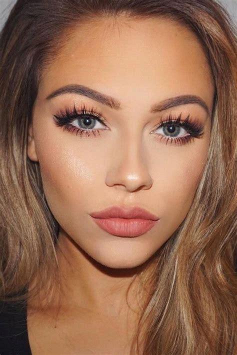 natural makeup   secrets revealed glaminaticom romantic makeup  natural makeup