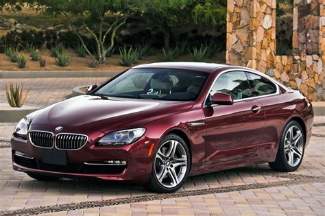 Used 2013 Bmw 6 Series For Sale  Pricing & Features Edmunds