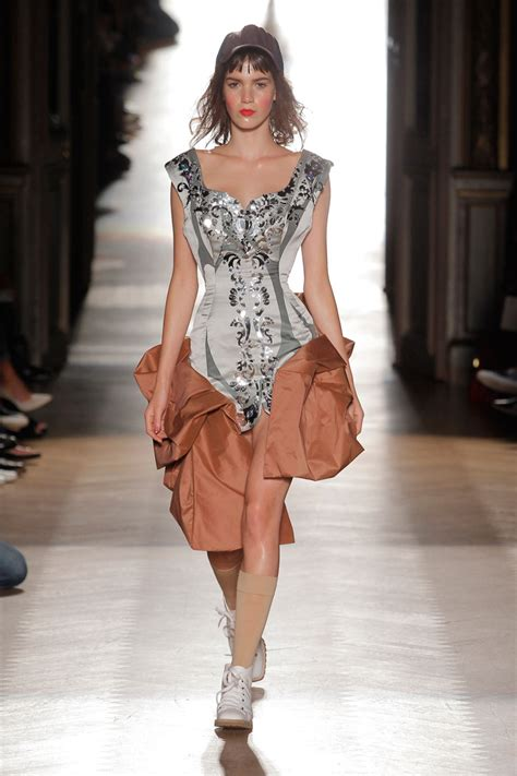 vivienne westwood gold label ss womenswear collection