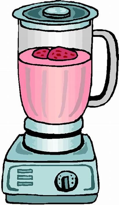 Blender Clipart Blend Cartoon Smoothie Bariatric Cliparts