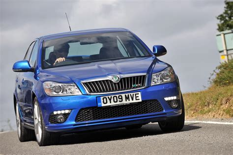 Škoda Octavia Vrs Hatch 2.0 Tfsi 200ps