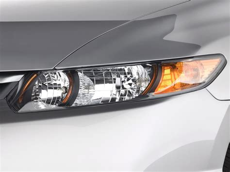 image 2008 honda civic coupe 2 door si headlight