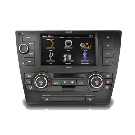 bmw e90 radio z e3215 bmw e90 e92 3 series sat nav bluetooth aftermarket u