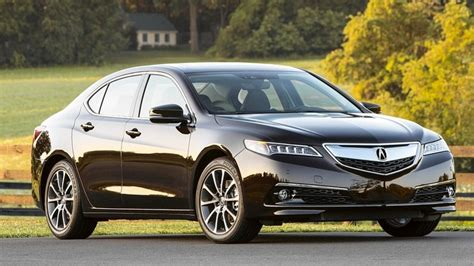 Acura's 2015 Tlx Makes A Quiet Statement