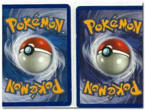 actual size pokemon cards images