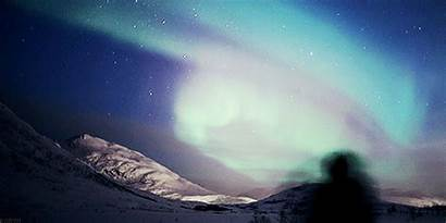 Northern Lights Iceland Gifs Eurotrip Canada Well