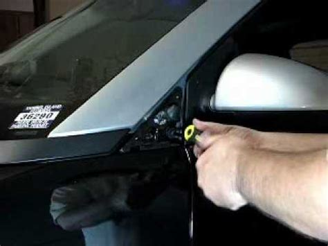 smart fortwo   remove  front clip tutorial youtube