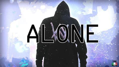 Alone (lyrics)