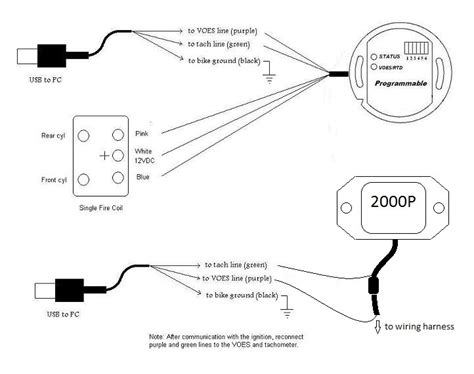 Ultima Ignition Wiring Diagram by Installation Vrusb2000i