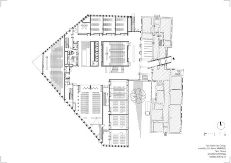 architectural plans tartu health care college kavakava architects arch2o