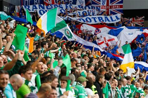 Old Firm Clash Songs What Celtic And Rangers Fans Are
