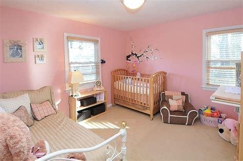 Babyzimmer Wandgestaltung Mädchen by Babyzimmer Deko Rosa Bilder Babyzimmer Deko Ideen Rosa