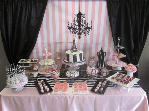 Paris Themed Sweets Table  Nickoles Bridal Shower Ideas. Dining Room Table Cloths. Concrete Round Dining Table. Moroccan Dining Table. Modular Storage Drawers. Mission Table. Massaging Desk Chair. Quatrefoil Coffee Table. Office Drawer