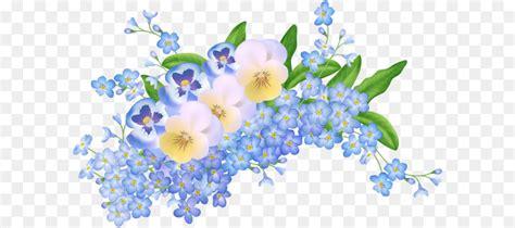 flower clip art spring flowers decoration transparent