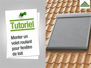 Volet Roulant Pour Velux : branchement volet roulant electrique pour velux ~ Dailycaller-alerts.com Idées de Décoration