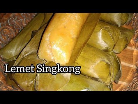138037 resep masakan rumahan yang mudah dan enak. Resep Jajanan Pasar Yang Murah - Resep Nusantara