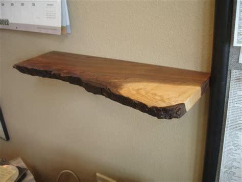 edge walnut shelf  jero  lumberjockscom