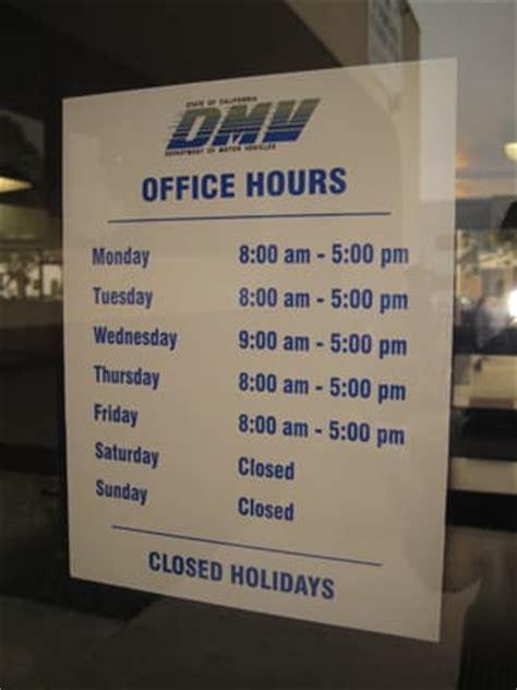 Dmv Hours Yelp