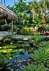 24+ Tropical Garden Designs, Decorating Ideas   Design tropical garden design