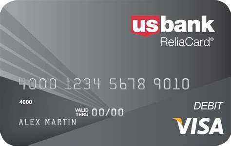 Getting a credit card with no credit history. ReliaCard ® Visa ® (Debit Card)