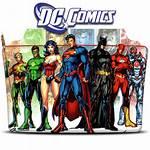 Folder Dc Icon Comics Deviantart Deviant