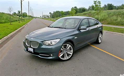 2011 Bmw 550i Gt Review