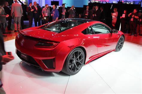 2016 acura nsx gallery 610756 top speed