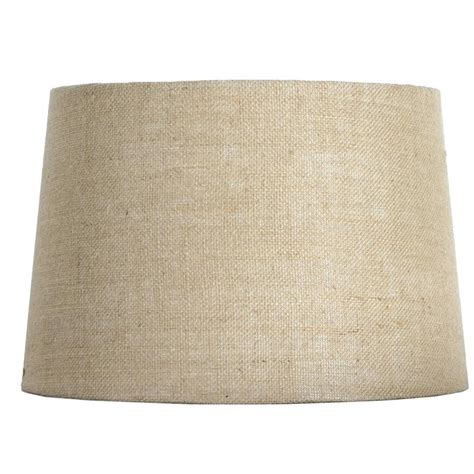 burlap l shades burlap drum l shade shades for ls with gorgeous