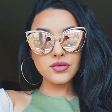 Latest Vintage Cateye Sunglasses Best Travel Accessories