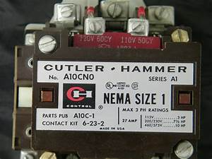 Cutler Hammer Relay Wiring Diagram