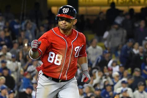 Washington Nationals 5-2 over Los Angeles Dodgers on grand ...