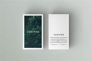 Juniper business cards template inspiration cardfaves for Juniper business card