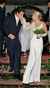 the 18 best celebrity wedding dresses of all time With carolyn bessette wedding dress