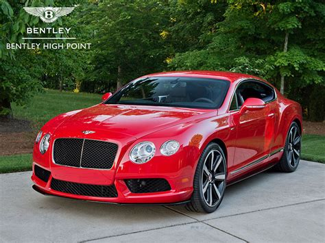 Bentley Dealer High Point, Nc  Bentley Continental