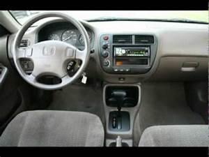 1999 Honda Civic : 1999 honda civic lx 4 door sedan slideshow youtube ~ Medecine-chirurgie-esthetiques.com Avis de Voitures
