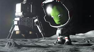 KERBAL SPACE PROGRAM sci-fi cartoon family ksp space ...