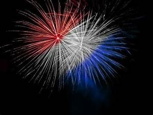 Red white and blue fireworks | Stars and Stripes | Pinterest