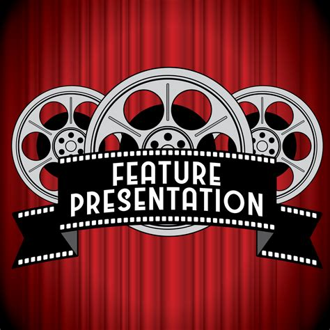 feature presentation logo 10 free Cliparts | Download ...
