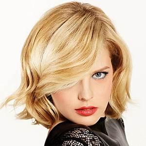 Coupes Cheveux Courts Femme : coupe de cheveux mi court pour femme ~ Melissatoandfro.com Idées de Décoration