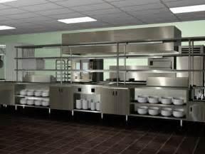commercial kitchen architectural plan kitchen design ideas - Professional Kitchen Design Ideas