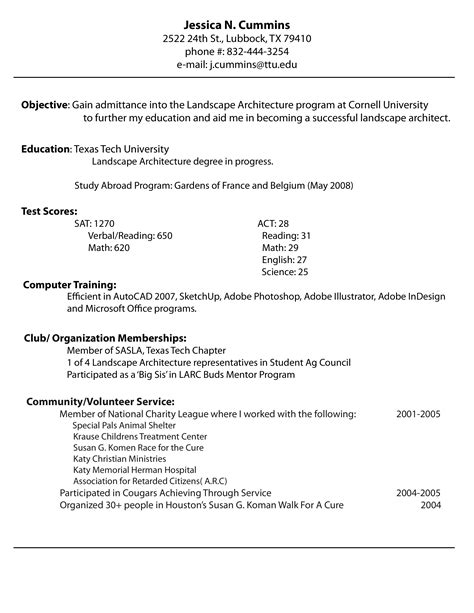 how to build a job resumes how to create a professional resume