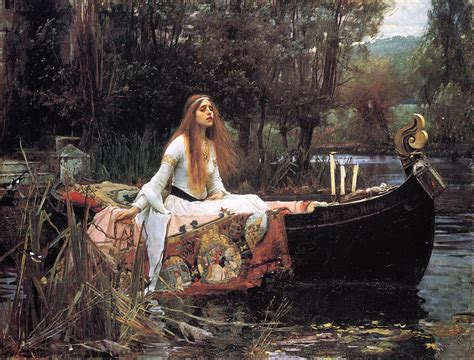 Biblical Meaning Of Salt And Light by The Lady Of Shalott By Alfred Tennyson