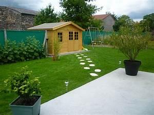 Idee De Jardin : d co chalet jardin ~ Zukunftsfamilie.com Idées de Décoration