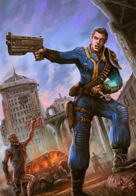 Artstation Fallout 4 Fan Art Vladimir Sidorov