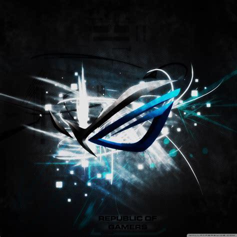 Asus Republic Of Gamers 4k Hd Desktop Wallpaper For 4k