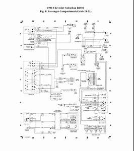 Where Can I Get A Wiring Digram For A 1991 Suburban 454 Tbi With A 4l80e Trans